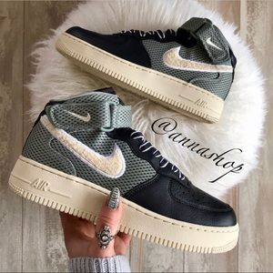 NWT Nike ID Air Force 1 Premium Custom